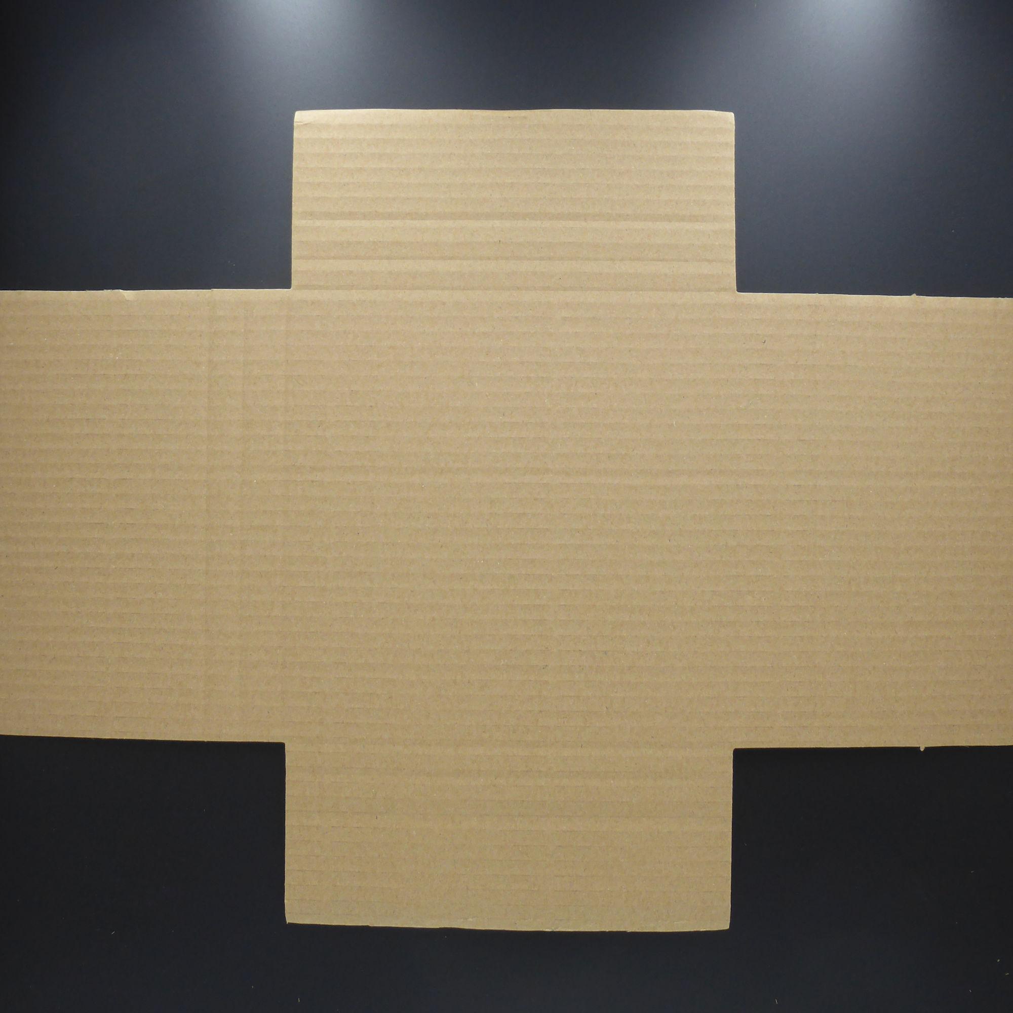 7 Quot Cardboard Cruciform Vinyl Record Mailer Holds Multiple