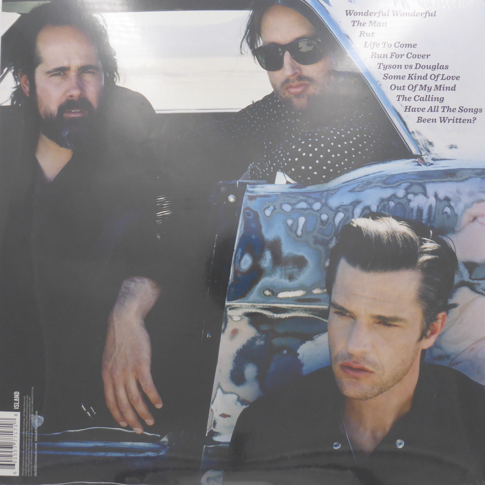 The Killers Wonderful Wonderful 180g New Sealed
