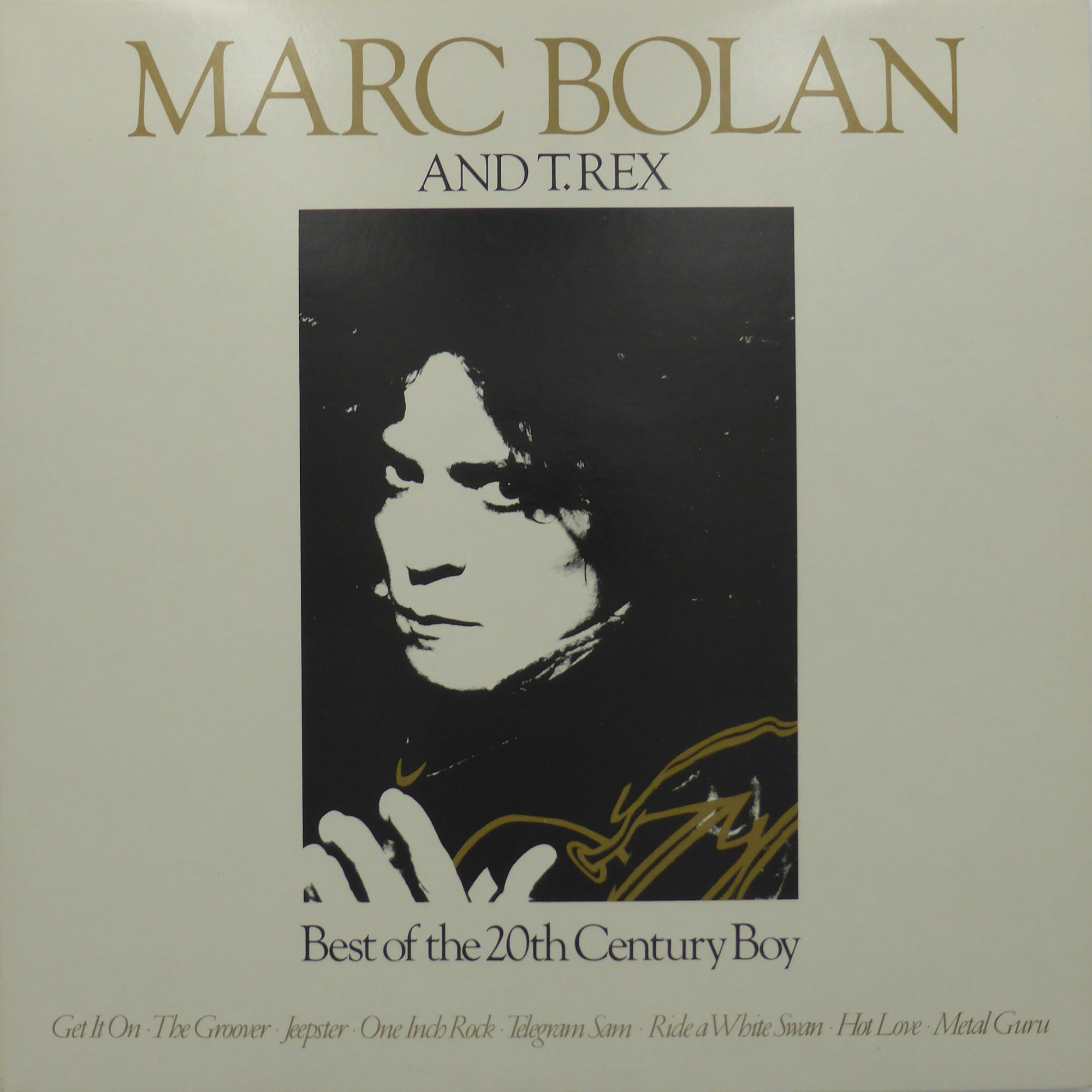 Marc Bolan And T Rex Best Of The 20th Century Boy Ne
